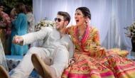 Priyanka Chopra and her husband Nick Jonas share two beautiful sneak peek from their grand wedding celebration in Jodhpur