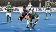Hockey World Cup 2018: One-match ban for Pakistan vice-captain Ammad Butt for rough tackle