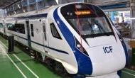 Train 18- India's fastest train to debut on Jan 14, will run between Delhi to Varanasi and Delhi to Bhopal