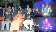 बुलंदशहर में जब चल रहा था मौत का तांडव, CM योगी लाइट एंड साउंड शो का ले रहे थे मजा !