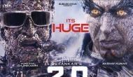 2.0 Box Office Collection Hindi Day 10: Akshay Kumar starring Rajinikanth's sci-fi film's growth doubles on second Saturday