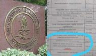 Shocking! IIT Madras hostel allegedly puts students names on notice board who were caught with 'used condoms'