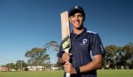 This Australian teenager smashed six sixes in an over ahead of India vs Australia Test: Watch Video