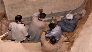 3000 साल पुराने ताबूत में निकली ऐसी चीज, देखकर लोगों की निकल गई चीख
