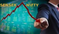 Sensex jumps over 100 pts, Nifty above 10,800 level