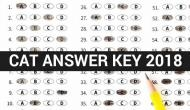 CAT Answer Key 2018: It's confirmed! Download your answer key today after 5 pm