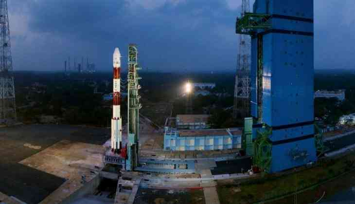 ISRO's GSAT-7A satellite to be launched from Sriharikota today