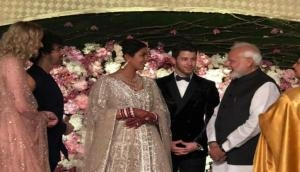 Priyanka Chopra and Nick Jonas Reception: Here's how PM Modi wished 'achhe din' for Prick that will make you laugh; see video