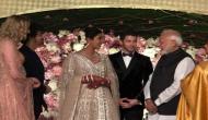 पीएम मोदी को रिसेप्शन में आने के लिए प्रियंका चोपड़ा ने कहा- 'दिल से शुक्रिया'