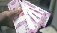 Rupee at 72 per dollar hits lowest level since December
