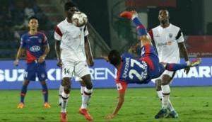 ISL 5: Chencho's brilliant bi-cycle kick preserves Bengaluru FC' unbeaten run
