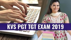 KVS PGT TGT Exam 2019: Check out the important exam dates and schedule for the various posts