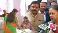 Rajasthan Election 2018 LIVE: वोट डालने पहुंचीं वसुंधरा राजे, शरद यादव को दिया करारा जवाब