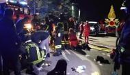 नाइट क्लब में मची भगदड़, 6 लोगों की मौत 100 से ज्यादा घायल, देखें दिल दहला देने वाला वीडियो