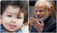Shocking! 2 year-old Taimur Ali Khan gives close fight to PM Narendra Modi in this category, click to know