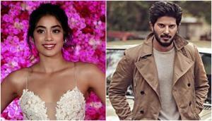 Gunjan Saxena biopic: After Ishaan Khatter, now Janhvi Kapoor to romance Dulquer Salmaan in Karan Johar's film