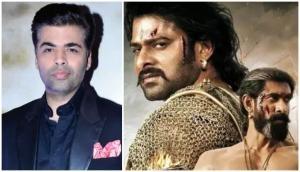 करण जौहर के शो 'Koffee with Karan 6' की कॉफी पीने आ रहे हैं 'बाहुबली' और भल्लालदेव
