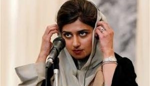 This foreign minister was caught with her party chief in a compromising position inside President's house