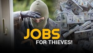 What! This country opens the recruitment process for thieves at a salary of Rs 4500 per hour