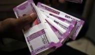 नोटबंदी के दो साल के भीतर सरकार ने बंद की 2000 के नोटों की प्रिंटिंग : रिपोर्ट