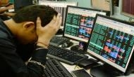 शेयर मार्केट में भारी गिरावट, सेंसेक्स 37 हजार के नीचे पहुंचा