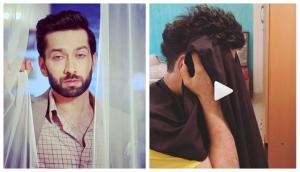 Ishqbaaaz: Pictures of Shivaansh aka Nakuul Mehta's new look, shared by Gul Khan is going viral like wildfire; see pics