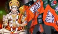 Angry Hanuman casts his spell on Tuesday as BJP gets wiped out after CM Yogi's 'Ali-Bajrangbali' comment