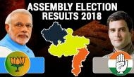 Assembly Election Results 2018: Celebration begins at Congress office; see pics and videos