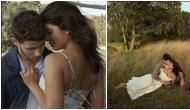 प्रियंका-निक के हनीमून की तस्वीरें हो गईं वायरल, समंदर की रेत पर...