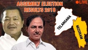 Assembly Elections 2018: Big debacle for Congress in Mizoram as CM candidate Lal Thanhawla loses both seats to MNF