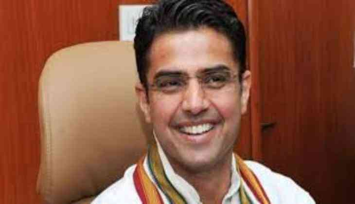 Rajasthan's oath-taking ceremony will signify opposition unity: Sachin Pilot
