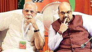 टूट गया अमित शाह का 'कांग्रेस मुक्त भारत' का सपना, भाजपा मुक्त हो गए पांच राज्य