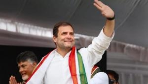 Congress President Rahul Gandhi to have hectic trip to Kerala, to address mass