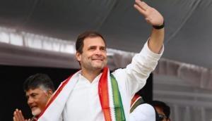 राहुल गांधी का बड़ा ऐलान, सत्ता में आए तो 1 साल के अंदर भरेंगे 22 लाख सरकारी रिक्तियां