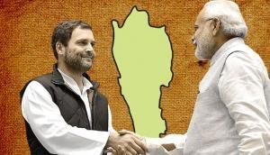 एक दूसरे को दुश्मन मानने वाली BJP और कांग्रेस, इस राज्य में मिलकर मना चुकी है सरकार