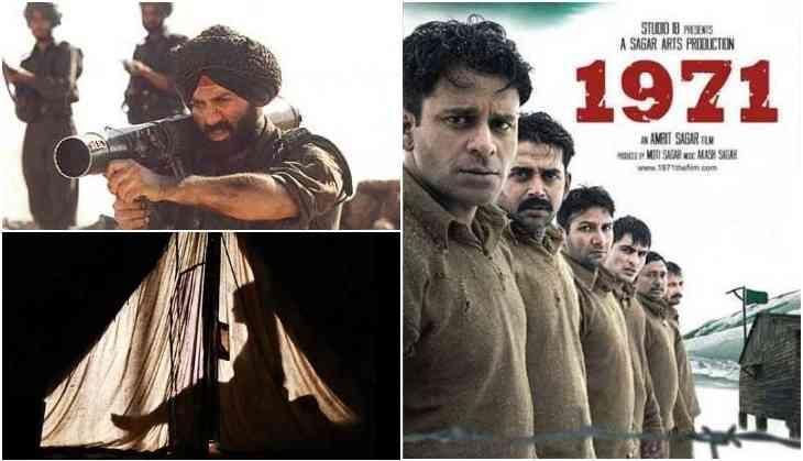 Vijay Diwas 2018 From Border To 16 December Bollywood Films