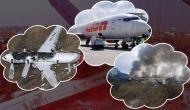 Flashback 2018 : ये हैं साल 2018 के खतरनाक विमान हादसे, जिनमें चली गई सैकड़ों लोगों की जान