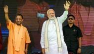 BJP takes jibe against Mamata Banerjee, tweets 'How's the Khauf' ahead of CM Yogi Adityanath's rally