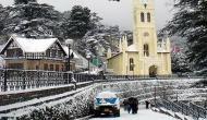 Shimla, Dalhousie, Kufri, Chail get more snowfall, temperatute dips in Himachal Pradesh