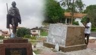 इस अफ्रीकी देश में क्यों हो रहा गांधी का विरोध, विश्वविद्यालय कैंपस से हटाई गई प्रतिमा