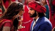 At this moment from the sets of 'Goliyon Ki Raasleela Ram-Leela,' Ranveer Singh fell in love with Deepika Padukone at first sight