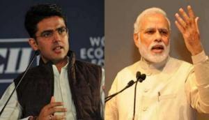 राजस्थान का CM बनने के लिए सचिन पायलट ने लिया PM मोदी की जाति का सहारा