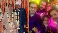 'Stree' and 'Hindi Medium' producer Dinesh Vijan get married to Pramita Tanwar; Kriti Sanon, Varun Dhawan, Shraddha Kapoor and others attended