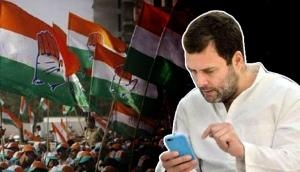 Rahul Gandhi took inputs on CM candidates from his party workers in three heartland states through 'Shakti'