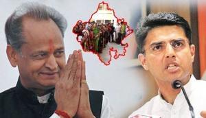 राजस्थान: 'पायलट' का प्लान हुआ क्रैश, गहलोत फिर से बने मुख्यमंंत्री