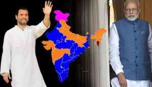 Election Results 2018: From 'Congress Mukt Bharat' to 'BJP-rahit Hindi heartland,' 2019 poll is now an open game
