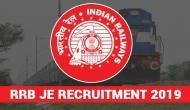RRB 2019: रेलवे ने 14,000 पदों पर निकाली वैकेंसी, JE सहित कई पदों पर होगी भर्ती