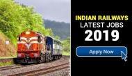 RRB Recruitment 2019: Job alert! Vacancies for Junior Clerk post; 12th pass can apply