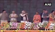 विधानसभा चुनाव की हार के बाद मिशन 2019 में जुटे PM मोदी, रायबरेली को दी 1100 करोड़ की सौगात