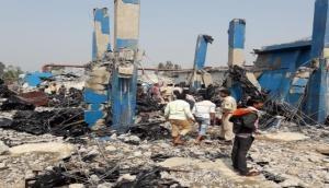 Karnataka blast: At least 6 died and 5 severely injured in a boiler blast in Nirani sugars in Karnataka's Bagalkote